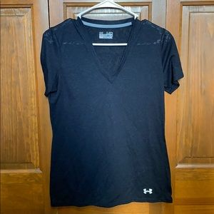Under Armour Semi Fitted Henley Tee